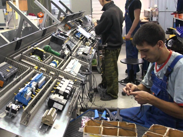 «ГлавЭлектроЩит» — Производство щитового оборудования